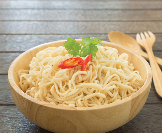 Are instant noodles all that bad?